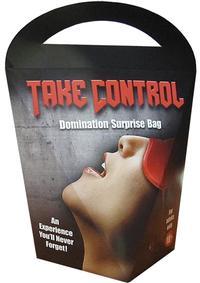 Take Control Gift Bag