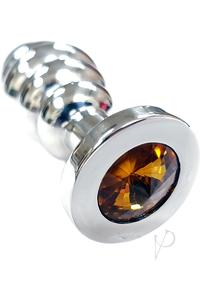 Rouge Threaded Plug Med Yellow