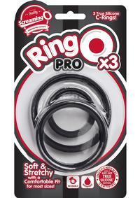 Ringo Pro X3 Black-indv