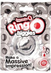 Ringo Biggies Clear-indv