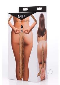 Tailz Mink Tail Brown
