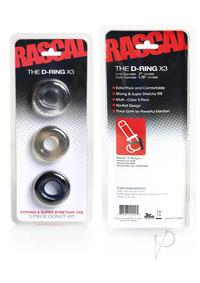 Rascal The D-ring X3
