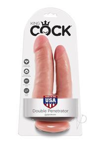 Kc Double Penetrator Tan