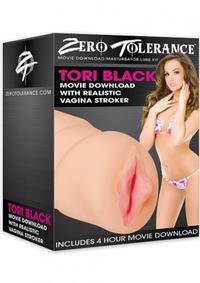 Tori Black Vagina Stroker