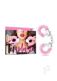 Temptasia Cuffs Pink