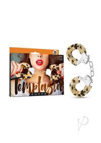 Temptasia Cuffs Leopard