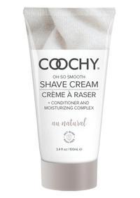 Coochy Shave Au Natural 3.4oz