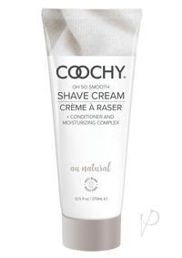 Coochy Shave Au Natural 12.5 Oz