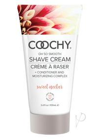 Coochy Shave Sweet Nectar 3.4oz