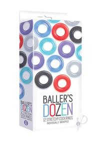 The 9 Ballers Dozen C Ring Set 12pc