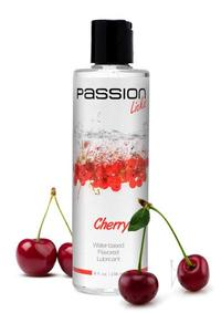 Passion Licks Flavor Lube Cherry 8oz