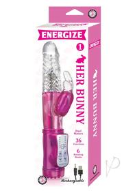 Energize Her Bunny 1 Pink