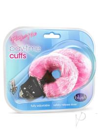 Play With Me Play Time Cuffs Pink