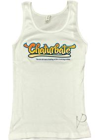 Chaturbate Swag Women Tank Top Wht Xl