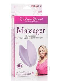 Berman Palm Sized Silicone Massager