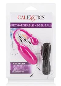 Rechargeable Kegel Ball Advanced Pink