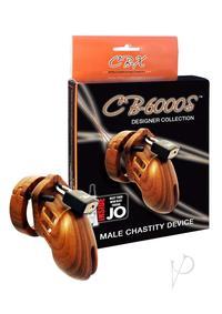 Male Chastity Wood Cb6000s