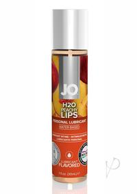 Jo H2o Flavor Lube Peach 1oz