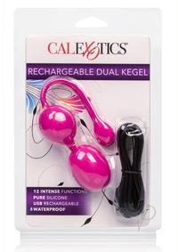 Rechargeable Dual Kegel Pink
