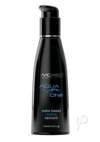 Wicked Aqua Chill Cooling Lube 4oz