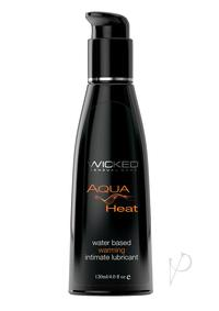 Wicked Aqua Heat Warming Lube 4oz