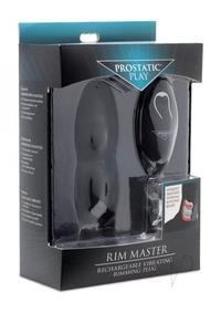 Prostatic P Rim Master Rimming Plug