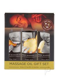 Tropical Massage Oil Trio