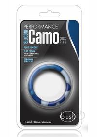 Performance Camo Cring Blue