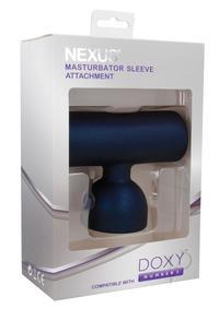 Doxy Duke Masturbator Attachment