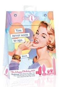 Kitsch Kits The Happy Birthday