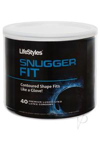 Lifestyles Snugger Fit 40/bowl