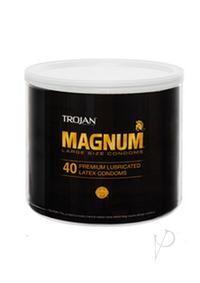 Trojan Magnum 40/bowl