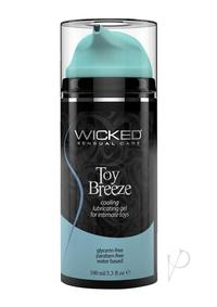 Wicked Toy Breeze Cooling Gel 3.3oz