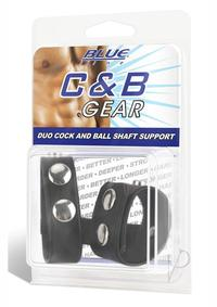 Cb Gear Duo Cock/ball Shaft Support