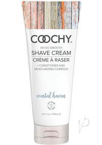 Coochy Shave Coastal Haven 12.5 Oz