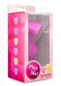 Pwm Naughtier Candy Heart Ride Me Pink