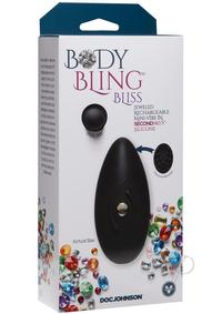 Body Bling Bliss Mini Vibe Silver