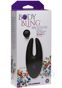 Body Bling Breathles Mini Vib Purp(disc)