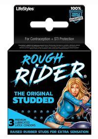 Rough Rider Original Studded 3`s