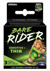 Bare Rider 3`s
