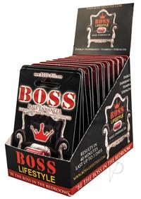 Boss Male Enhancer 20/pop Box