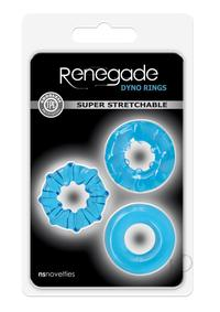 Renegade Dyno Rings Blue
