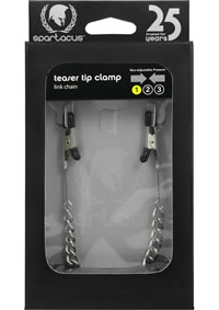 Teaser Tip Clamps - Link Chain