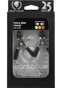 Adjustable Micro Plier Clamps