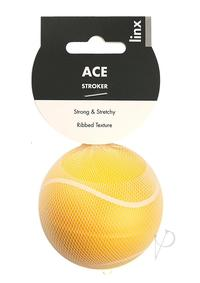 Linx Ace Stroker Ball Clear/yellow Os