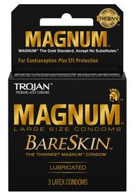 Trojan Magnum Bareskin 3`s