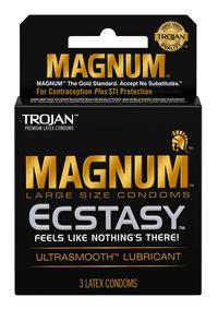 Trojan Magnum Ecstasy 3`s