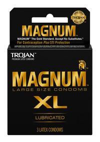 Trojan Magnum Xl 3`s