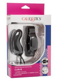 Wristband Remote Curve