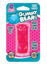 Rock Candy Gummy Bear Vibe Blister Pink